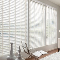 50mm Fauxwood Venetians
